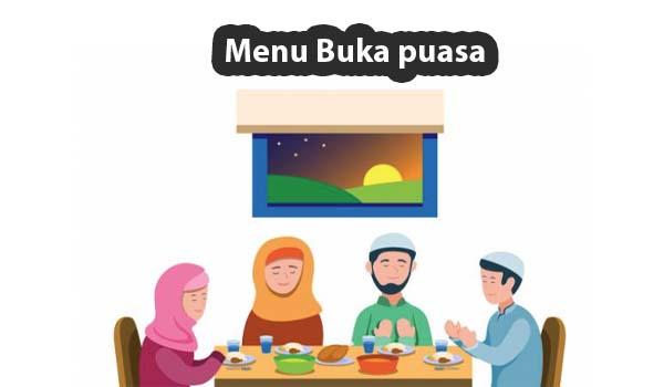 4 menu buka puasa