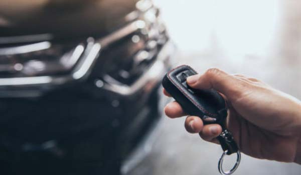 Alarm Alat keamanan mobil