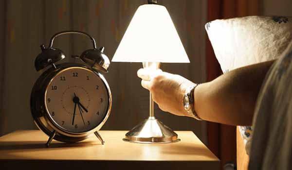 Memajukan Jam Tidur